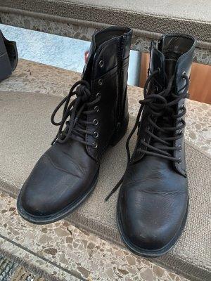 Low boot brun-marron clair