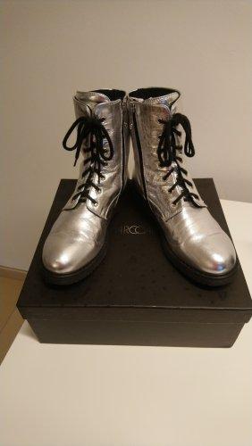 Boots silber, Gr. 40 Marc Cain