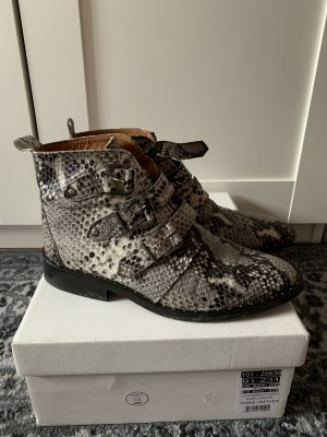 Boots Snake Leather 37