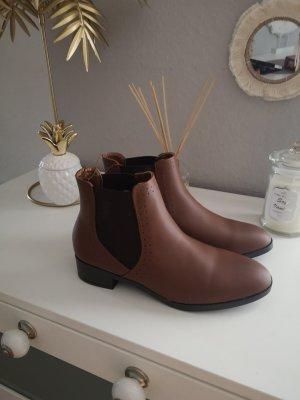 Boots Stiefel 38 braun blogger hipster boho