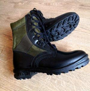 Bundeswehr Combat Boots black