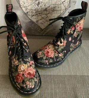 Boots Stiefel Größe 36 Dr. Martens Victorian Flowers Blumen floral