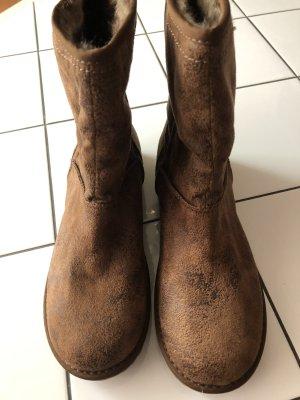 Boots Tamaris braun