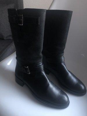 Tod's Halfhoge laarzen zwart