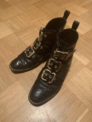 Topshop Chelsea Boots black