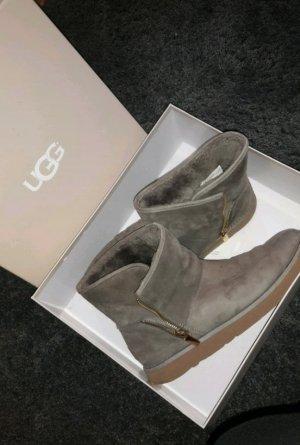 UGG Australia Botte courte gris