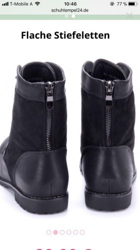 Boots (ungetragen)