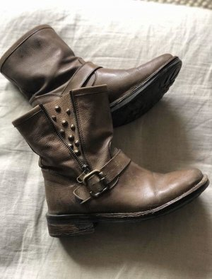 Boots used look / Made in Italy
