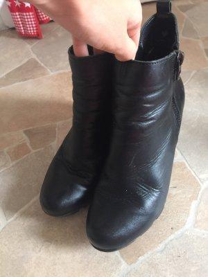 Venezia Chelsea Boot noir