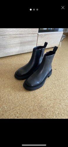Zara Bottine d'hiver noir