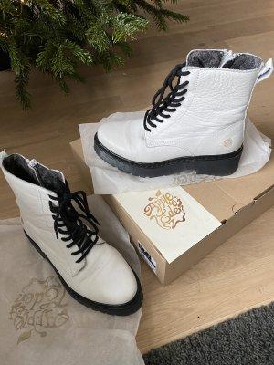 Boots weiß ähnlich Doc Martens