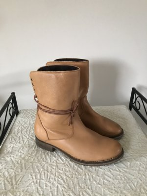 5th Avenue Chelsea Boot cognac cuir
