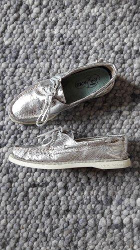 Sperry top-sider Zapatos de marinero gris claro