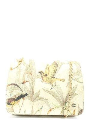 Borbonese Sac porté épaule imprimé avec thème style décontracté