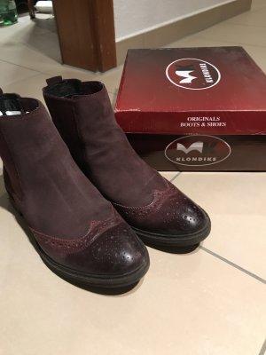 Bordeaux Boots
