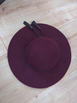 Vero Moda Cappello di lana bordeaux