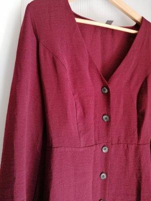 Primark A Line Dress bordeaux