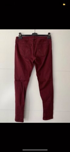Bordeaux Jeans von Hollister