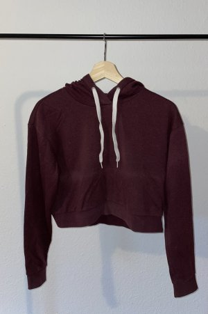 bordeaux roter/dunkel roter Pullover