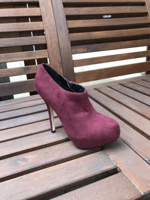 Bordeaux Stiletto-Killer von Asos