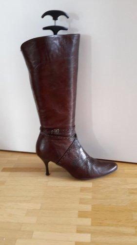 Heel Boots carmine