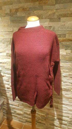 bordeux pullover strick oui Gr 40