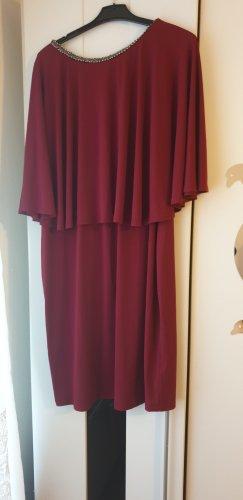 -8- Venice Evening Dress bordeaux