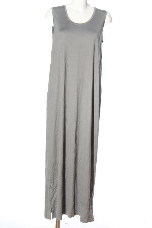 BORN Maxi Dress light grey casual look