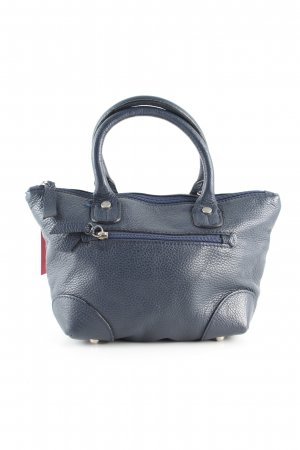 Borse in Pelle Italy Handtasche blau Casual-Look