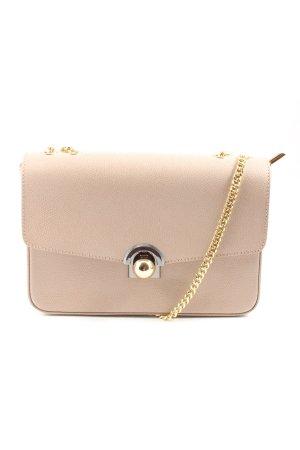 Borse in Pelle Italy Handtasche pink Casual-Look
