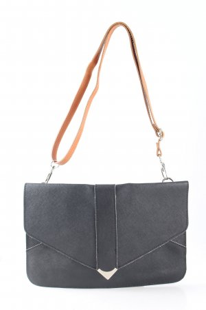 Borse in Pelle Italy Crossbody bag black casual look