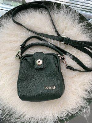Boscha Mini sac vert foncé