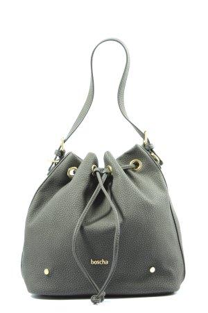 Boscha Sac porté épaule gris clair style décontracté