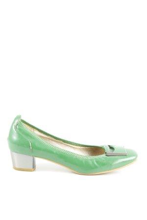 Boshimao High Heels grün Casual-Look