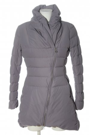 Bosideng Down Jacket light grey quilting pattern casual look