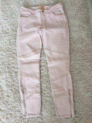 Boss Biker jeans rosé