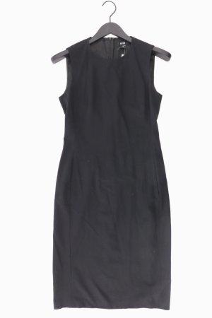 Woolen Dress black wool