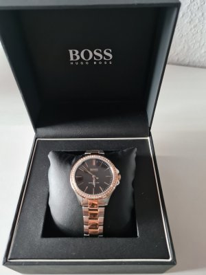 Hugo Boss Watch With Metal Strap multicolored