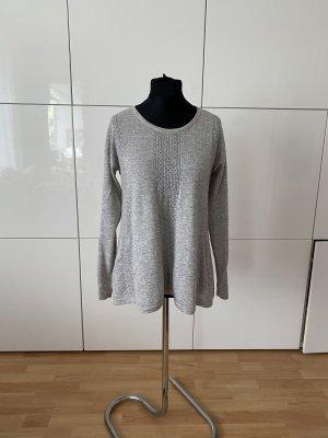 BOSS dünner langer Designer Pullover größe M wolle leicht