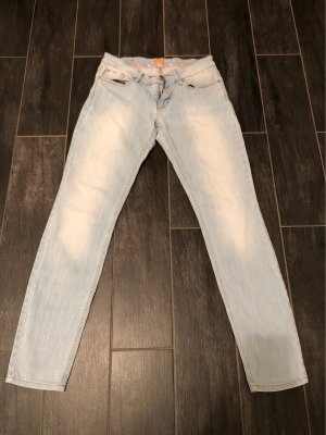 Boss Orange Straight Leg Jeans azure