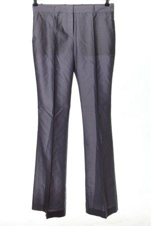 BOSS HUGO BOSS Pantalone da abito grigio chiaro puntinato stile professionale