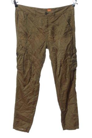 BOSS HUGO BOSS Cargo Pants khaki casual look