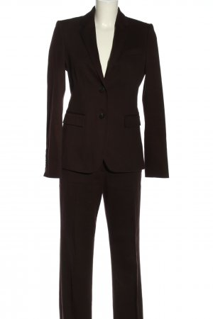 BOSS HUGO BOSS Business-Anzug schwarz Business-Look
