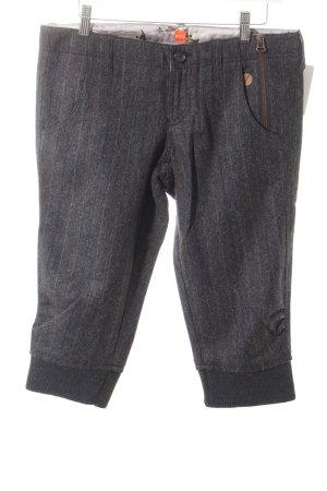 Hugo Boss pantalón de cintura baja taupe estilo «business»