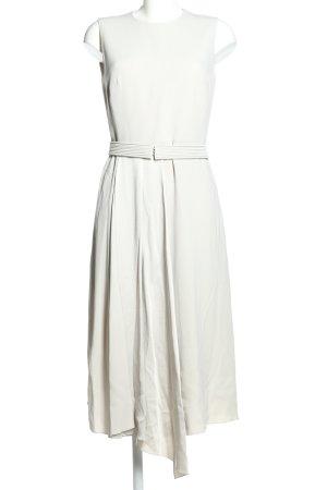 BOSS HUGO BOSS Sukienka midi biały W stylu casual