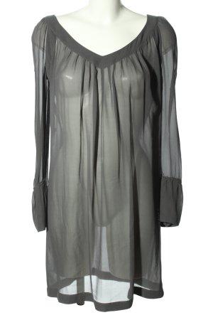 BOSS HUGO BOSS Sukienka mini jasnoszary W stylu casual