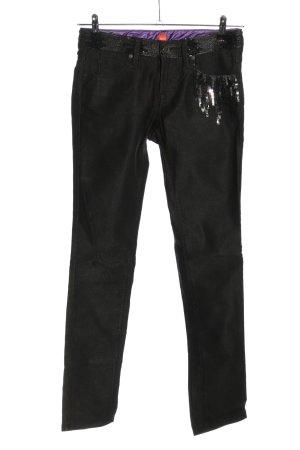Hugo Boss Skinny Jeans schwarz Casual-Look