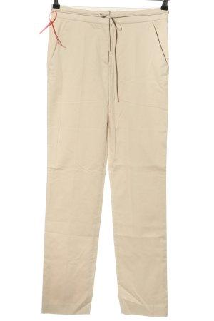 Hugo Boss Jersey Pants natural white casual look