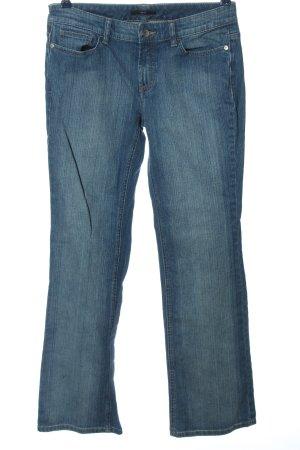 BOSS HUGO BOSS Jeansy z prostymi nogawkami niebieski W stylu casual
