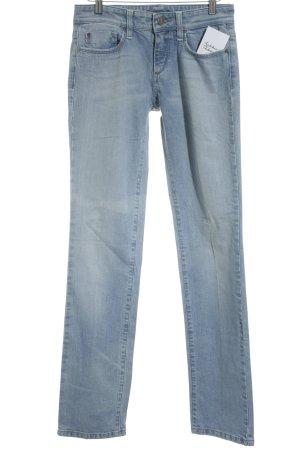 Hugo Boss Straight Leg Jeans cornflower blue casual look
